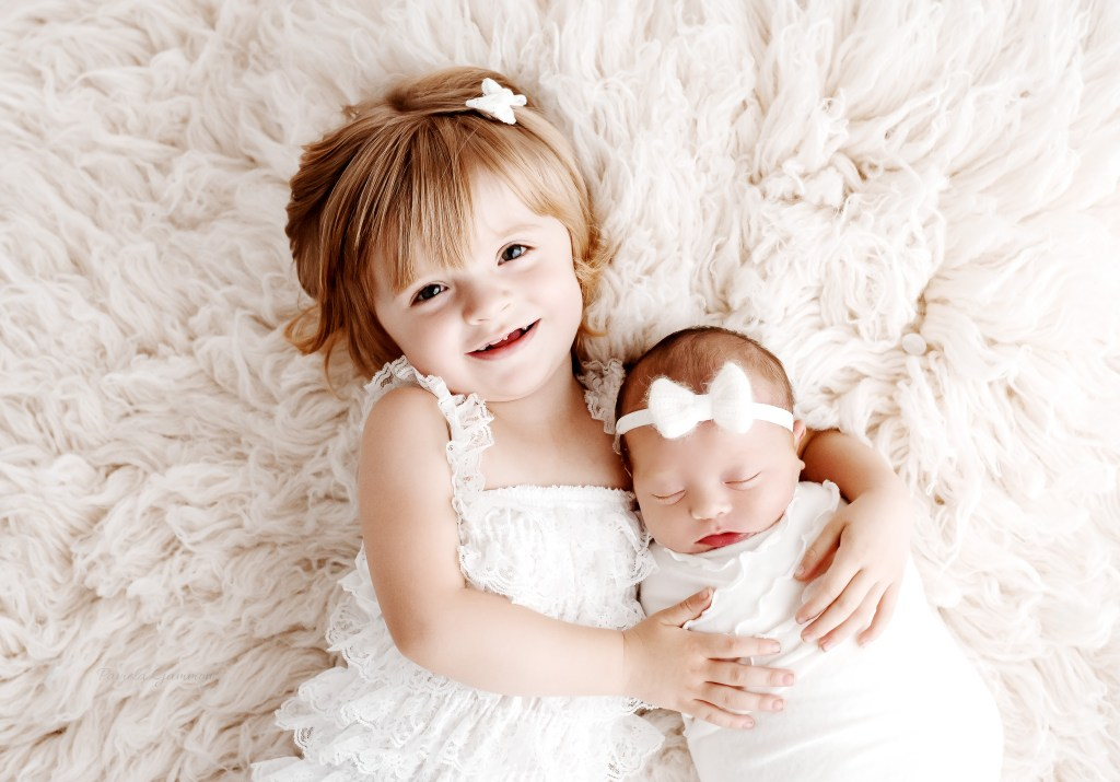 Newborn and Toddler Pictures Portsmouth Ohio