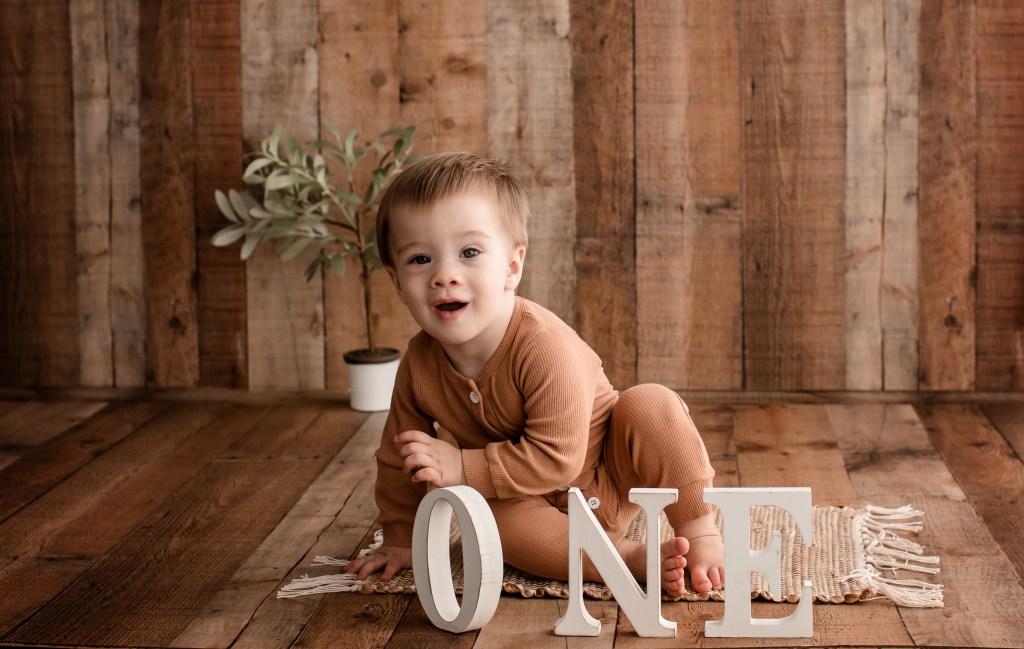Wheelersburg Ohio Baby Photography 12 Months