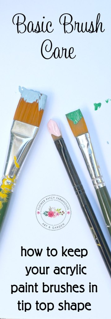 artist paint brushes with text overlay, pamela groppe art