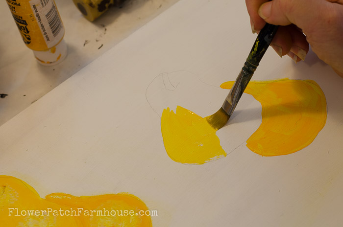 How to Paint a Pear