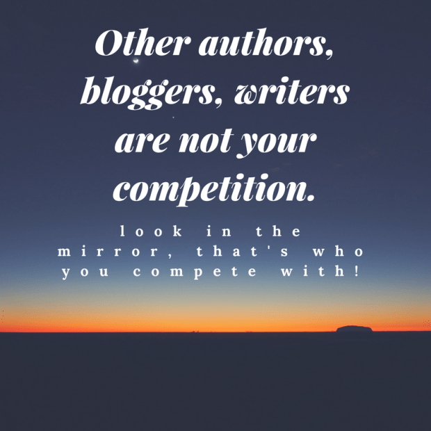 Authors competition!