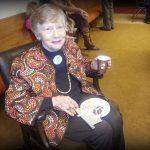 Mom on 86th Birthday