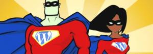 WordPress Superheroes (credit: wpauctions.com)