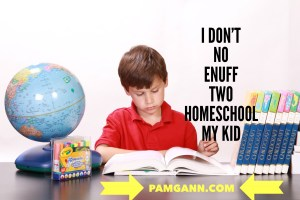homeschooling is for everyone! You know enough.