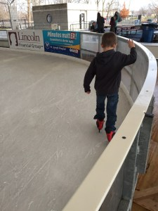 Ice Skating in Fort Wayne