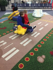 Fort Wayne Airport Play Area