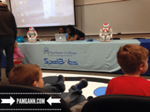 Atlanta Science Festival Robots