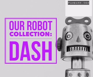Our Robot Collection: Dash