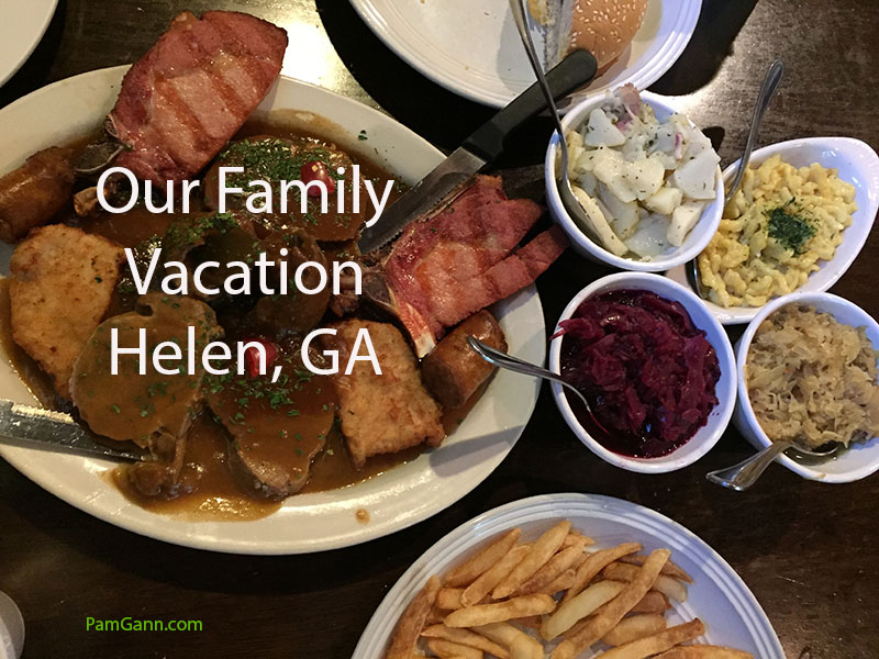 Our Helen, GA Vacation