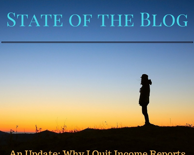 The State of The Blog: An Update