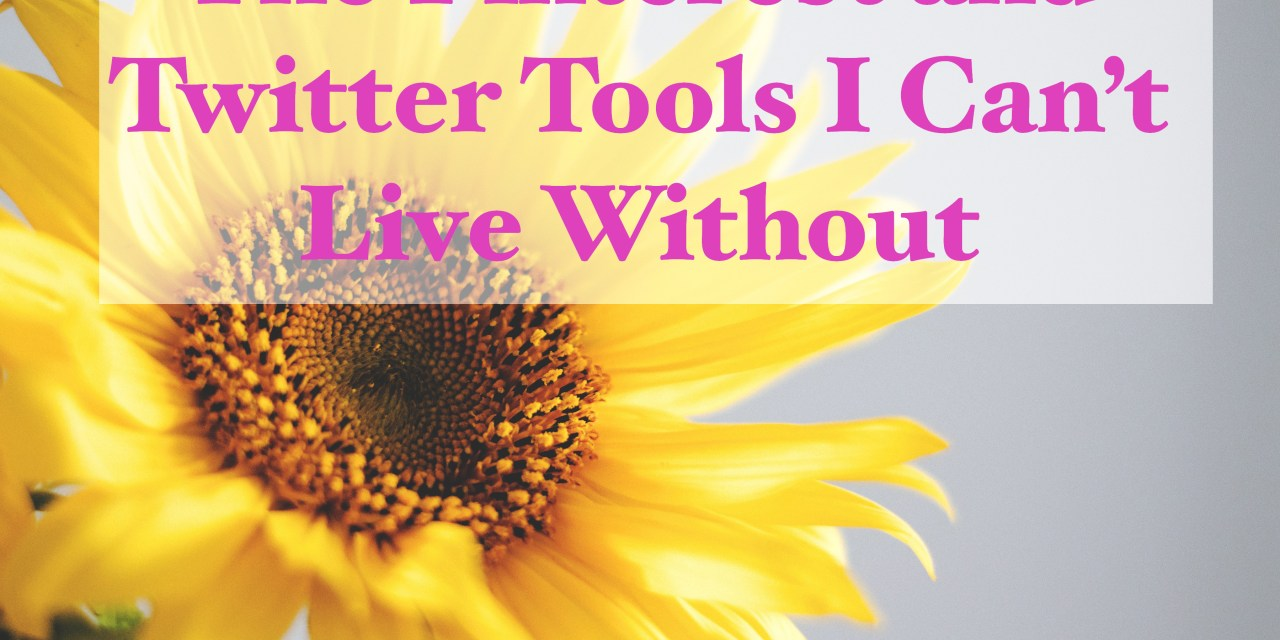 The Pinterest and Twitter Schedulers I Can't Live Without