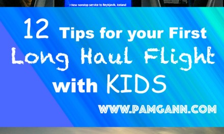 12 Tips for Your First Long-Haul Flight With Kids