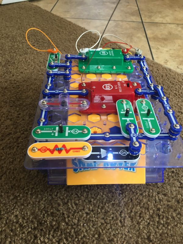 Snap Circuits My Wife And I First Learned About Snap Circuits When We
