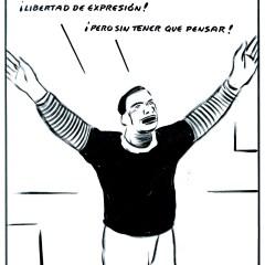 Víctor Moreno. Decir lo que nadie dice
