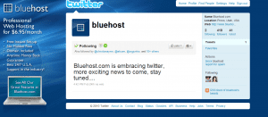 bluehost social media case study