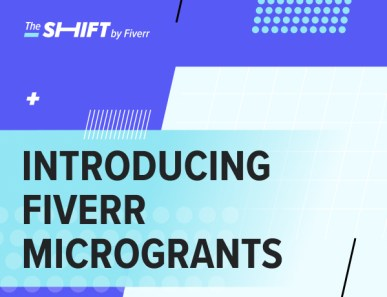 Fiverr $1000 Credits for Small Business Microgrants