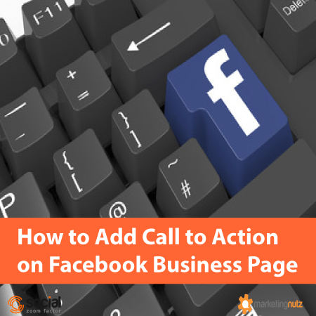 Facebook Call to Action Business Page