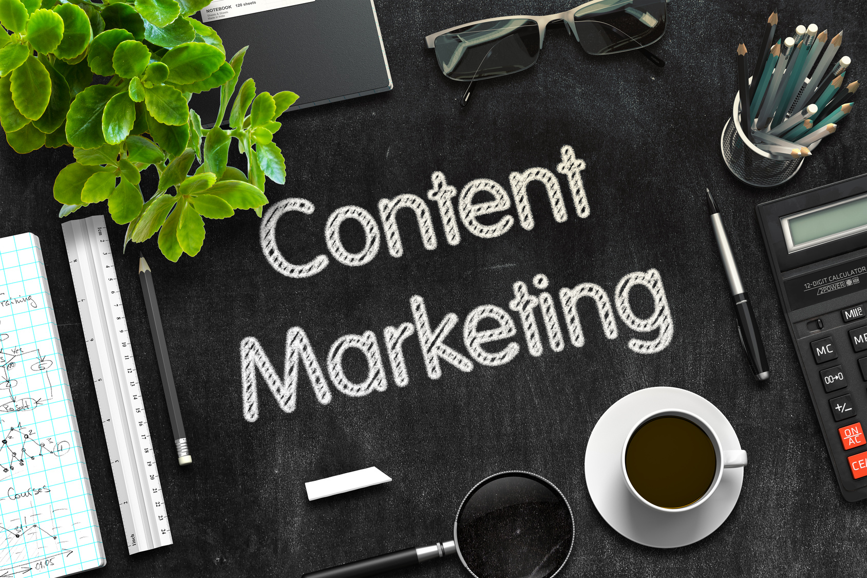 1st Step To Create Content Marketing Plan Do A Content