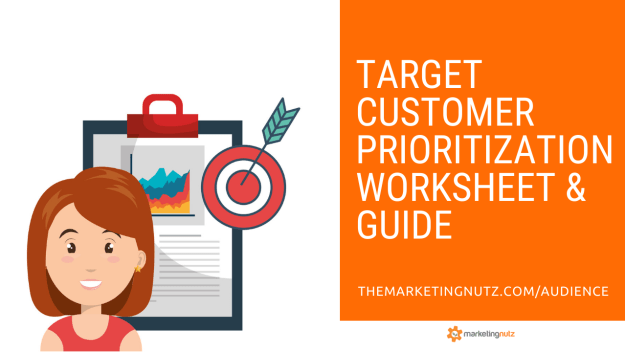Target Customer Worksheet Guide 2020