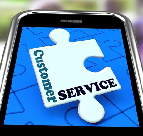 mobile marketing customer service