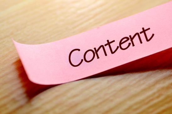 content marketing framework strategy plan