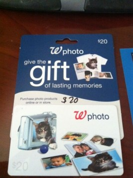walgreens photo gift card social business case study