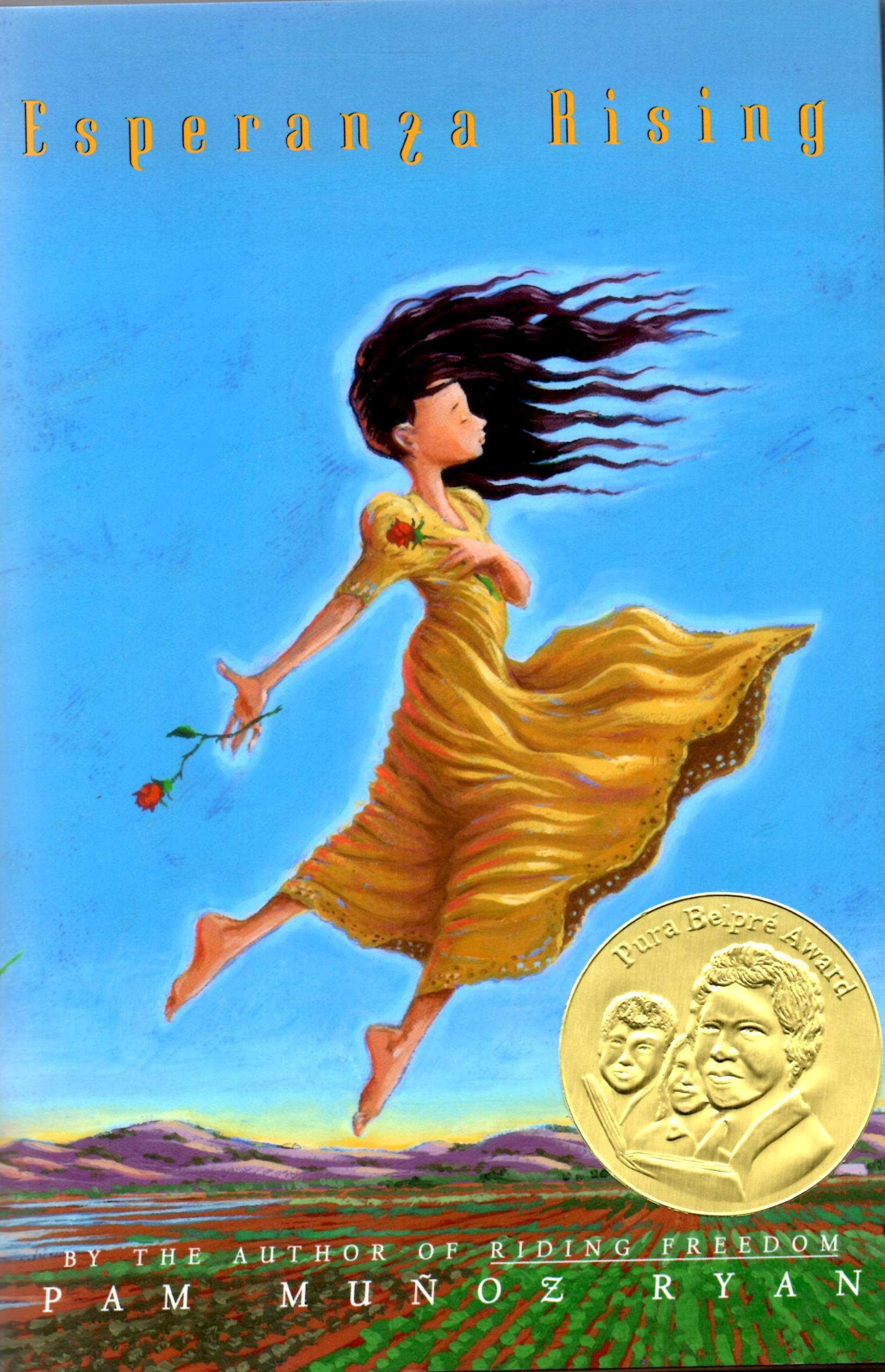 girl in yellow dress book cover