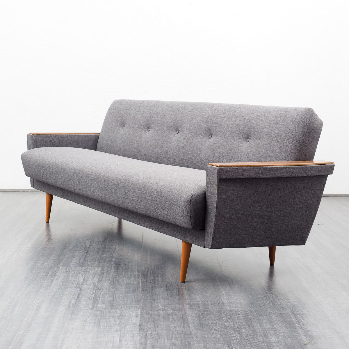foldable wooden sofa set craigslist dallas by owner folding wood and walnut 1960s for sale at pamono