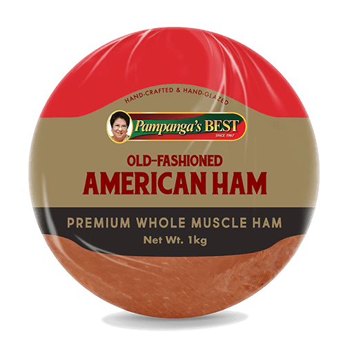 Old Fashioned American Ham