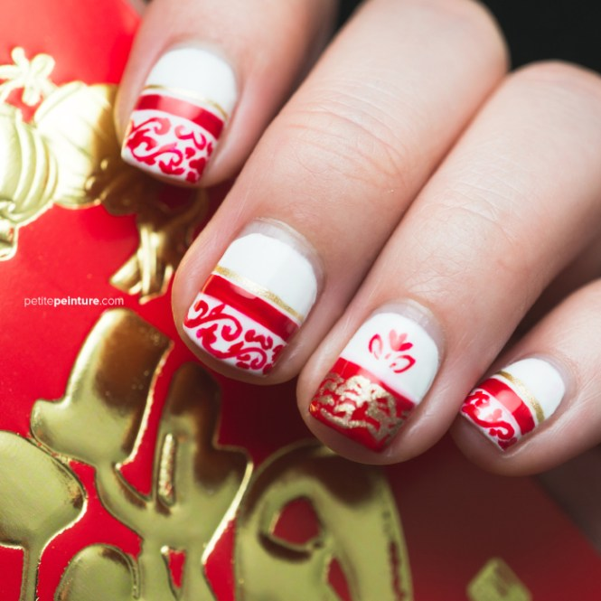 New Nail Art Pics 2017 Best Ideas Hy Year Chinese Design