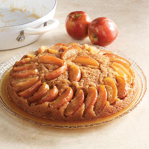 caramel apple skillet cake recipes pampered chef us site