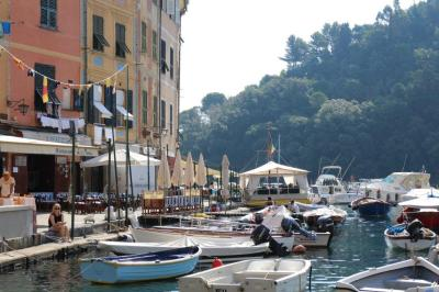 Another fabulous view of Portifino