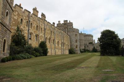 Windsor Castle grounds - part of!