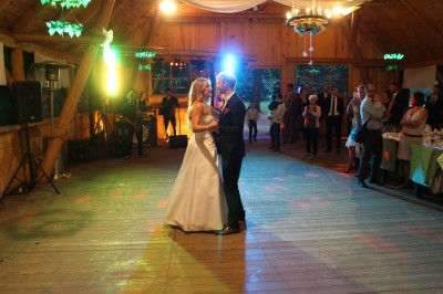 The first dance :-)