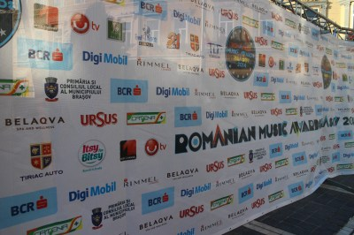Romanian Music Awards Banner