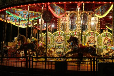 A Carousel by night :-)