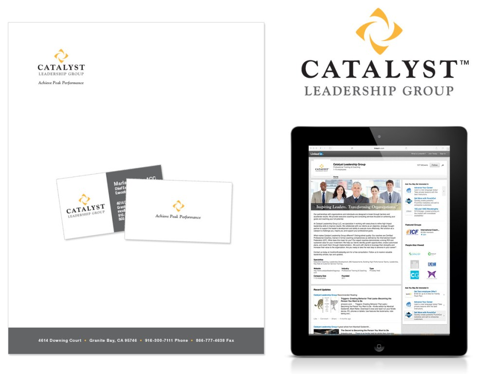 Catalyst Identity