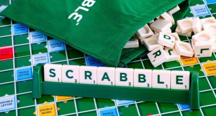 scrabble game