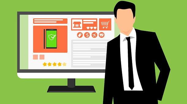 an online supplier