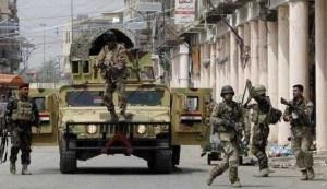 90 درصد شهر تکریت درکنترل ارتش عراق است