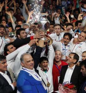 ایران قهرمان رقابت های جام جهانی (1)