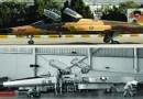 سایه روشن هایی از جنگنده تازه رونمایی شده ایران