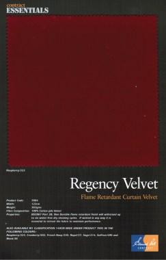 regency velvet