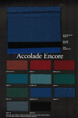 accolade encore