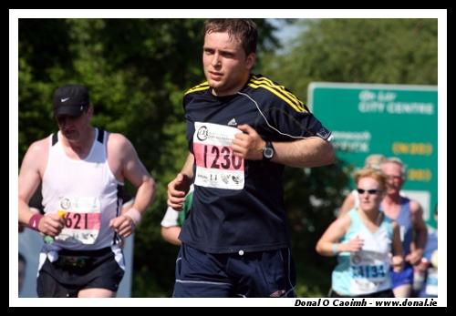 Cork Marathon 2009