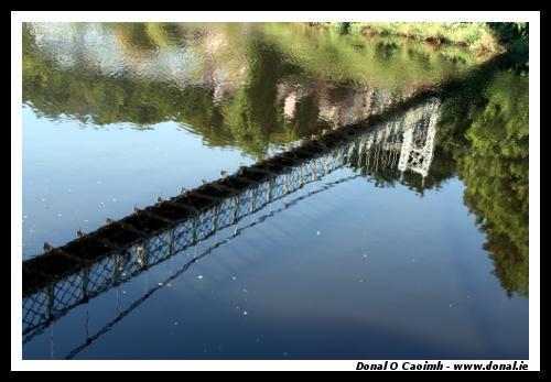 Shaky Reflections