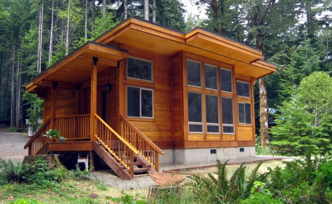 Pan Abode Cedar Cabin Kit Several Sizes Cedar Homes