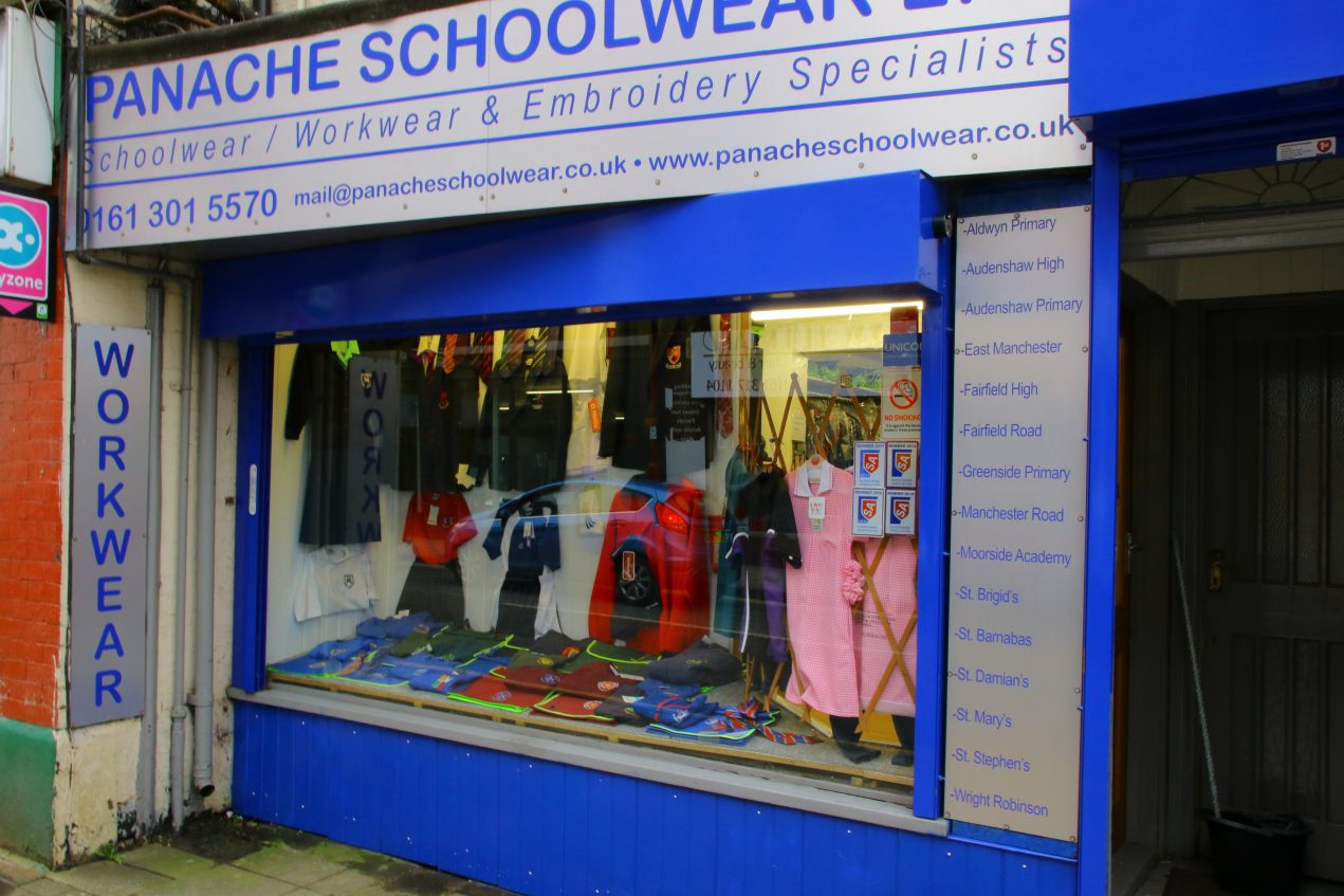 Panache Schoolwear – Droylsden (2)