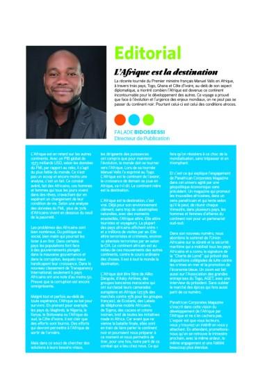 Panafrican Bilingual Corporates MagazinePanafrican Bilingual Corporates Magazine