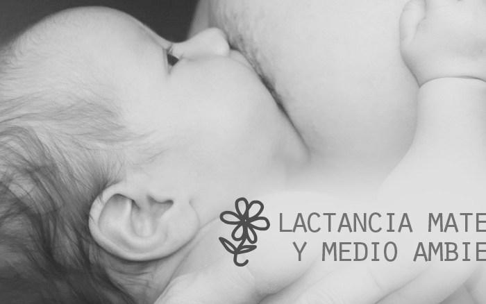 La lactancia materna también cuida del medio ambiente
